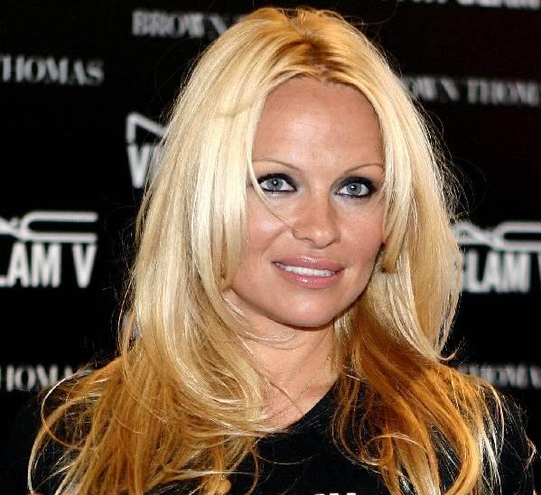 Pamela Anderson Archives Varvara Brows